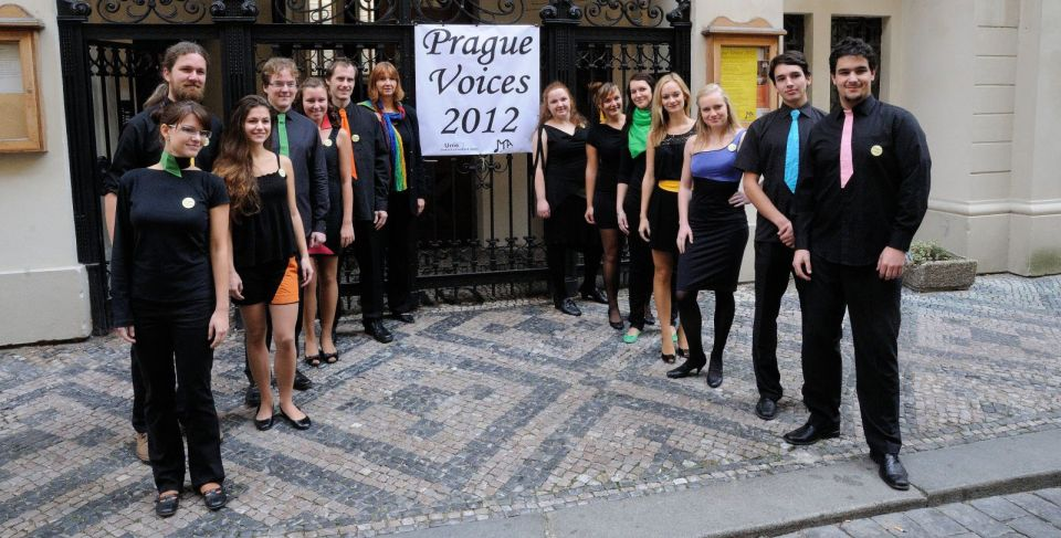 Prague Voices 2012